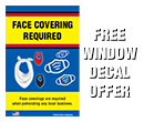 FREE Window Decall Offer